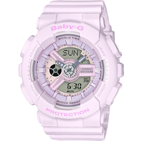 Kết quả hình ảnh cho đồng hồ Casio Baby-G BA-110-4A2