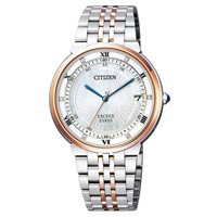 Đồng hồ Nam Citizen Exceed CB3025-50W Eco - Drive - Dây kim loại