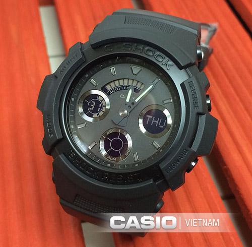 Đồng hồ Casio G-Shock AW-591BB-1ADR Chính hãng Chống nước 200 mét