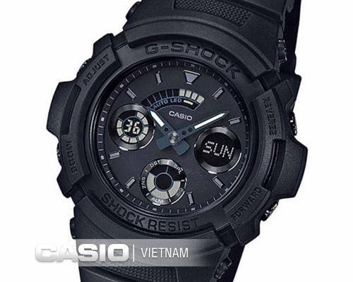 Đồng hồ Casio G-Shock AW-591BB-1ADR