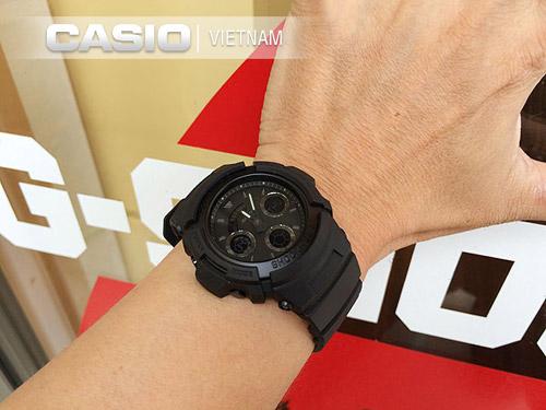 Đồng hồ Casio G-Shock Cá tính và mạnh mẽ