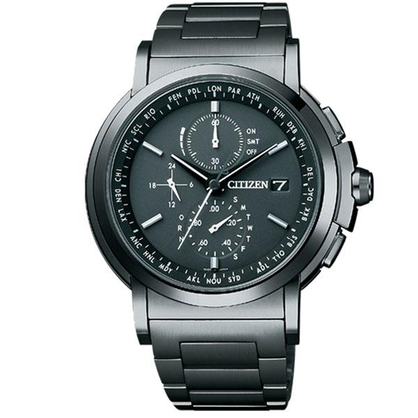 Mẫu đồng hồ đeo tay AT8084-51E dây kim loại