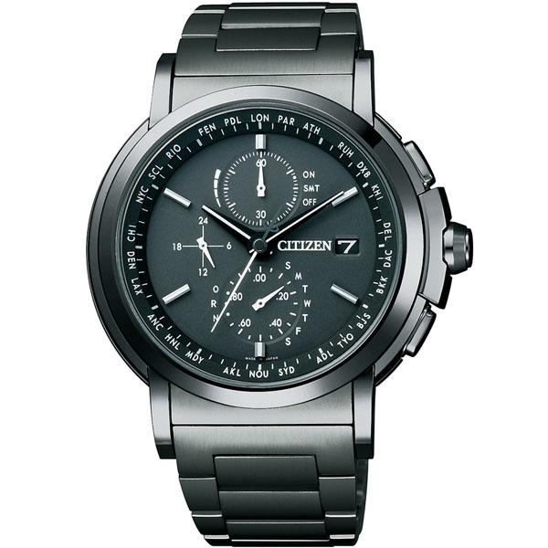 Mẫu đồng hồ đeo tay AT8084-60F dây kim loại