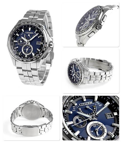 Chi tiết đồng hồ Citizen AT9090-53L