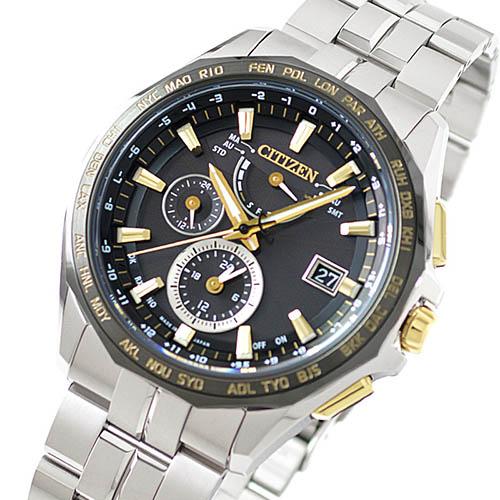 Đồng hồ nam Citizen AT9095-50E dây kim loại