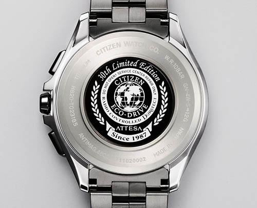 Mẫu đồng hồ Nam Citizen AT9105-58L
