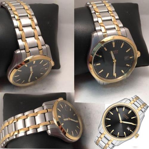 Dây đeo kim loại cao cấp của mã đồng hồ AU1044-58E