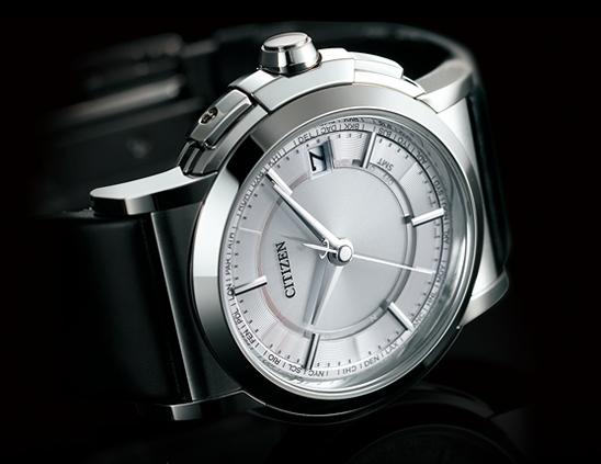 Đồng hồ Citizen CB1000-01A dây da