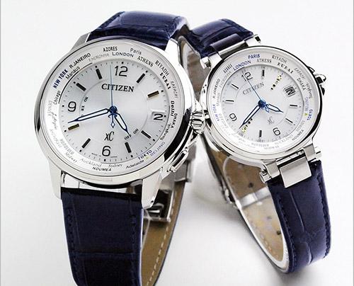 Khám phá đồng hồ Citizen CB1020-03B cặp đôi