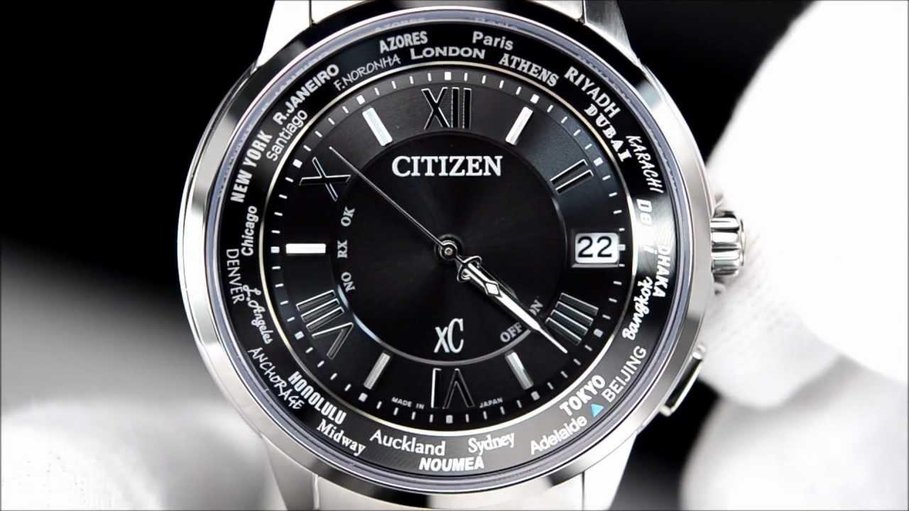 Khám phá đồng hồ Citizen CB1020-54E cặp đôi