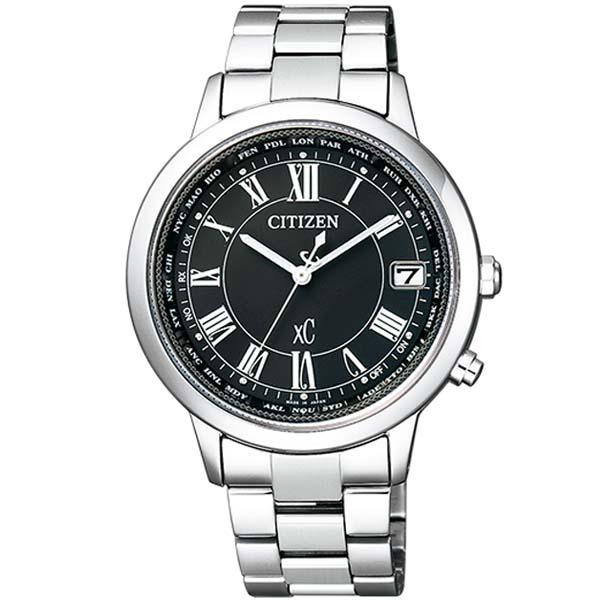 Mẫu đồng hồ Citizen dây da CB1100-57E
