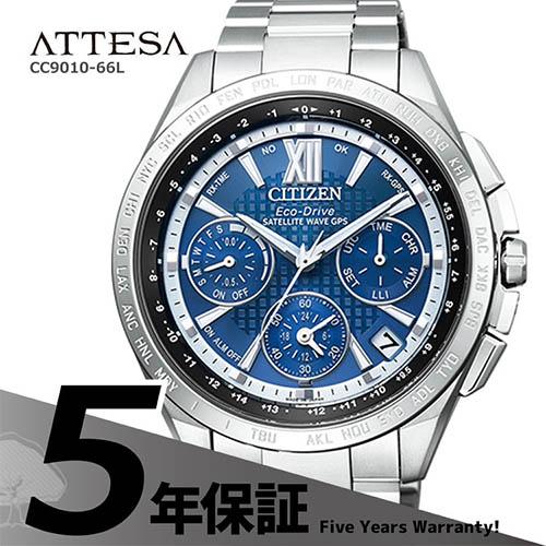Đồng hồ nam Citizen CC9010-66L dây kim loại