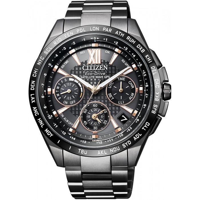Đồng hồ nam Citizen CC9017-59G dây kim loại