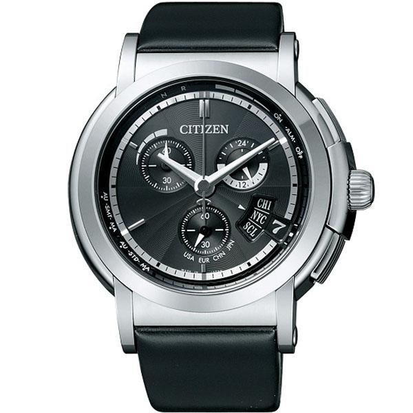 Mẫu đồng hồ đeo tay CNS72-0042 dây da cao cấp