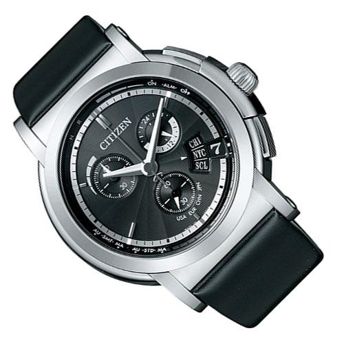 Dây đeo bằng da cao cấp đồng hồ Citizen CNS72-0042