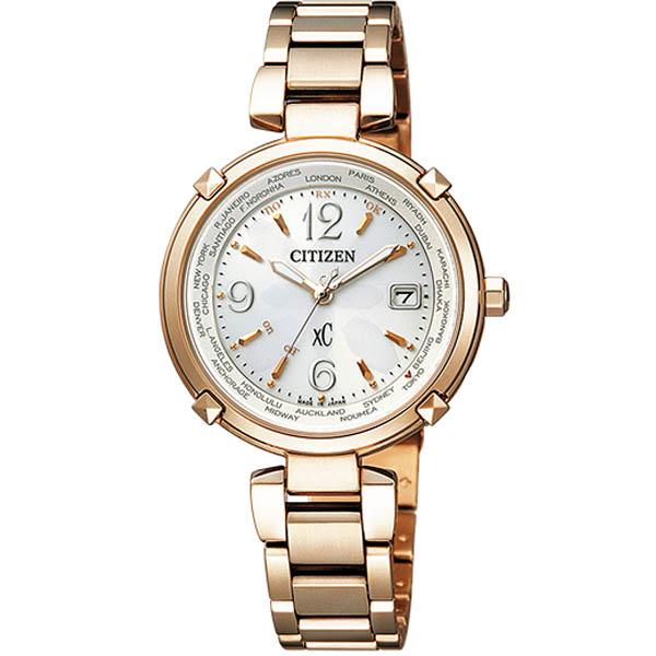 Mẫu đồng hồ đeo tay EC1042-51A dây kim loại