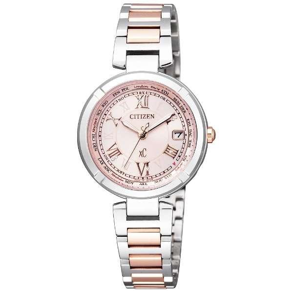 Mẫu đồng hồ đeo tay EC1114-51W dây kim loại