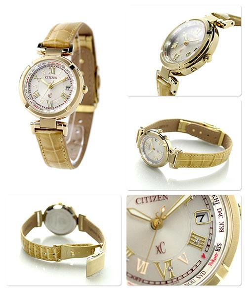 Chi tiết mẫu đồng hồ nữ EC1115-08A