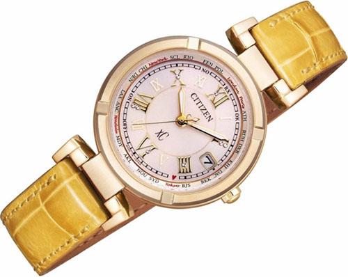 Đồng hồ nữ EC1115-08A mạ vàng cao cấp