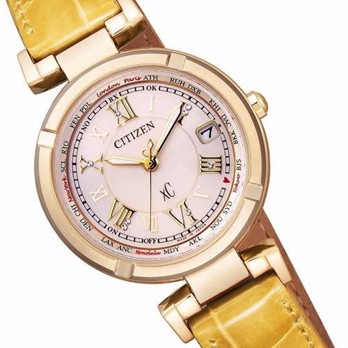 Chi tiết đồng hồ nữ EC1115-08A