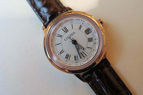 Đồng hồ Citizen EC1144-18C tinh tế dành cho phái đẹp