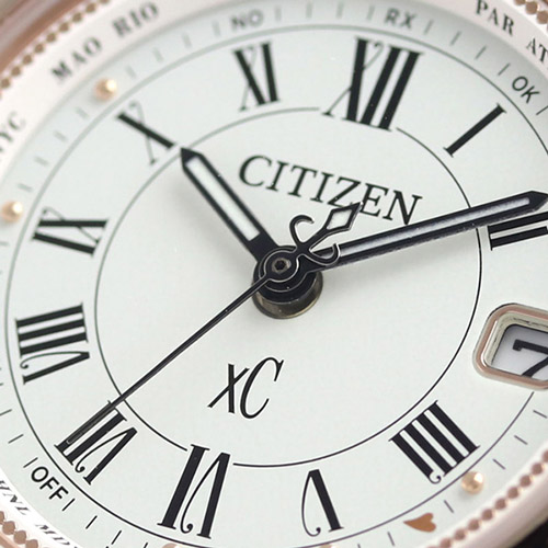 Mặt đồng hồ Citizen EC1144-18C