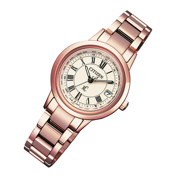 Mẫu đồng hồ Citizen EC1144-51W dây đeo kim loại cao cấp