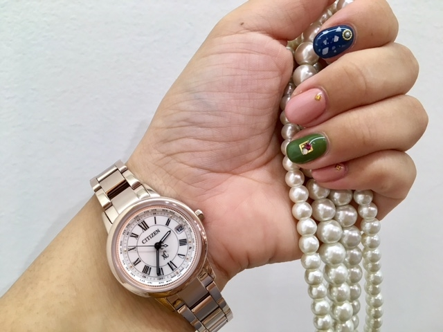 Đồng hồ Citizen EC1144-51W cao cấp