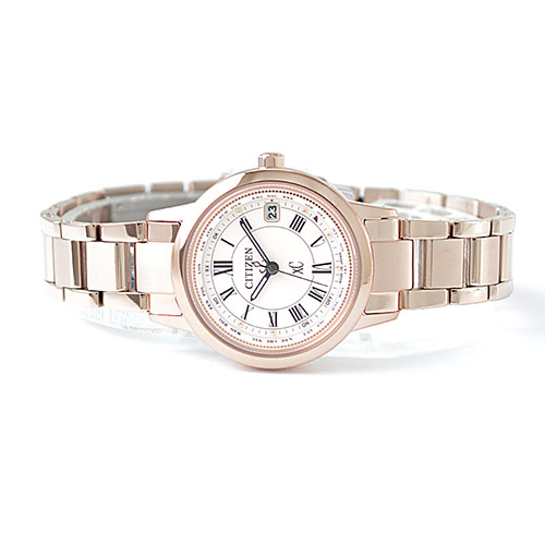 Đồng hồ Citizen EC1144-51W dây kim loại