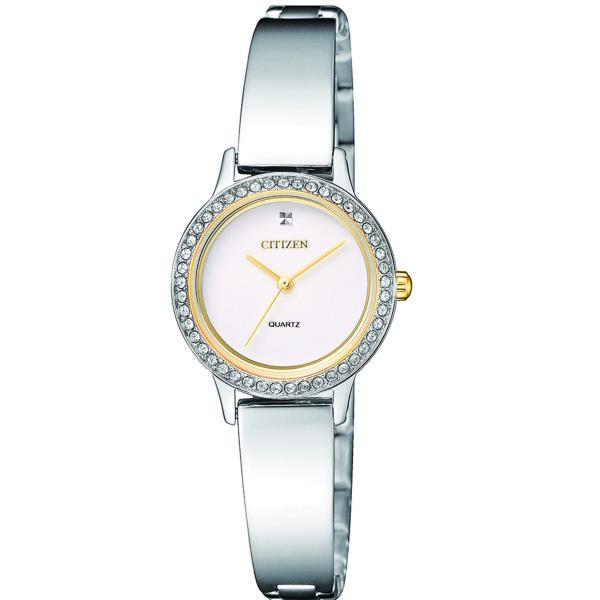 Đồng hồ nữ Citizen EJ6134-50A dây đeo kim loại
