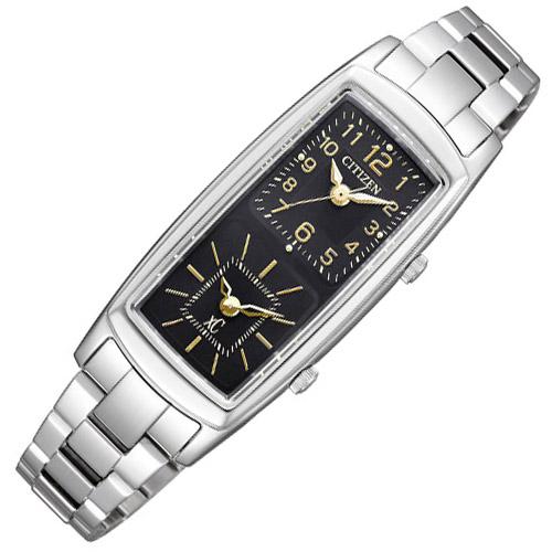 Khám phá đồng hồ nữ EW4000-55E mặt màu đen