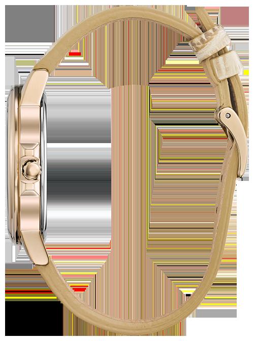 dây da đồng hồ FE7033-08A