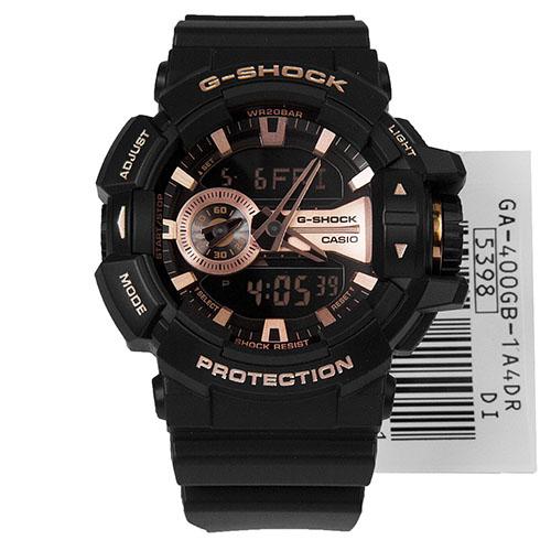 Đồng hồ Casio G-Shock GA-400GB-1A4DR thiết kế tuyệt vời đến từng chi tiết
