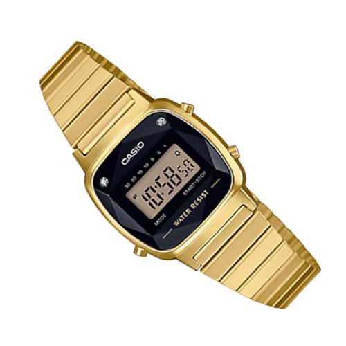Đồng hồ Casio LA670WGAD-1DF Trẻ trung Cá tính