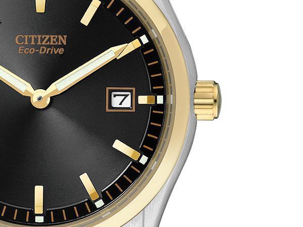 Chi tiết núm vạn đồng hồ nam Citizen AU1044-58E-7